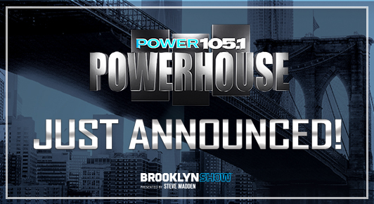 Power 105.1 Announces Insane Powerhouse Line-up To Perform At Barclays Center