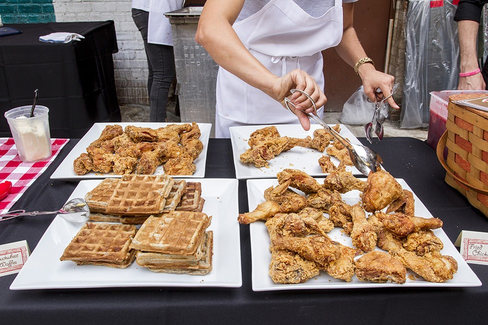 All Hail The Foodies! Taste Talks: Brooklyn & All-Star BBQ Is Headed Back To Williamsburg