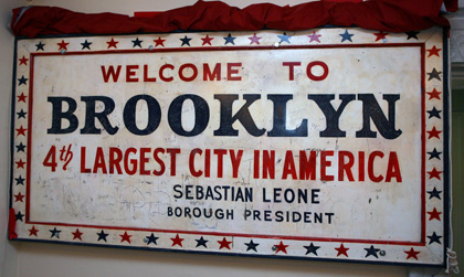 Brooklyn Is On Track To Become The 3rd Largest (Unofficial) City In America By 2020!