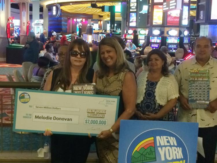 Two Brooklynites Win A Combined $17M From Lottery Scratch-off Tickets