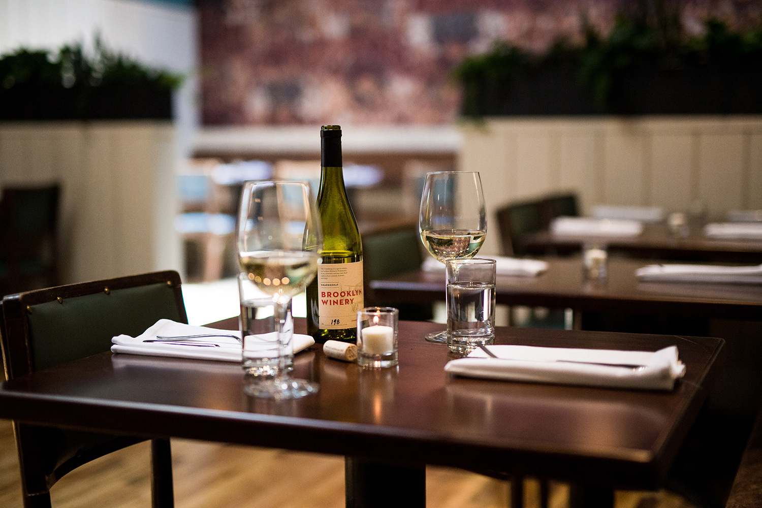 Brooklyn Winery's New Restaurant BKW Wines & Dines Crown Heights