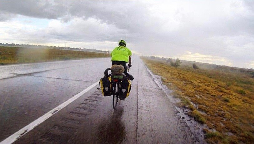 Brooklyn Cyclist Biked Across Country To Raise Money For Cerebral Palsy