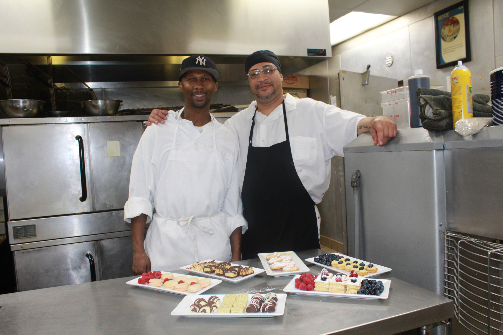 Bed-Stuy Catering Service Gives Former Criminals A Second Chance At Life