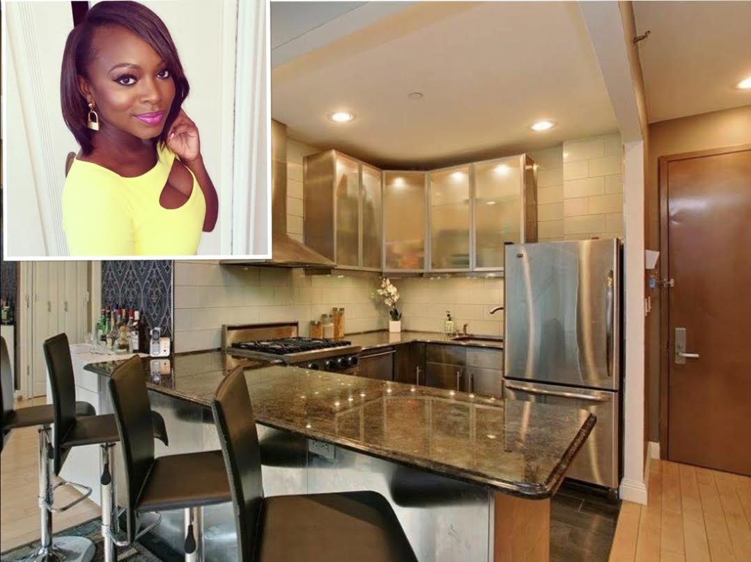 'Power' Star Naturi Naughton Drops $900K On A Lush Downtown Brooklyn Condo