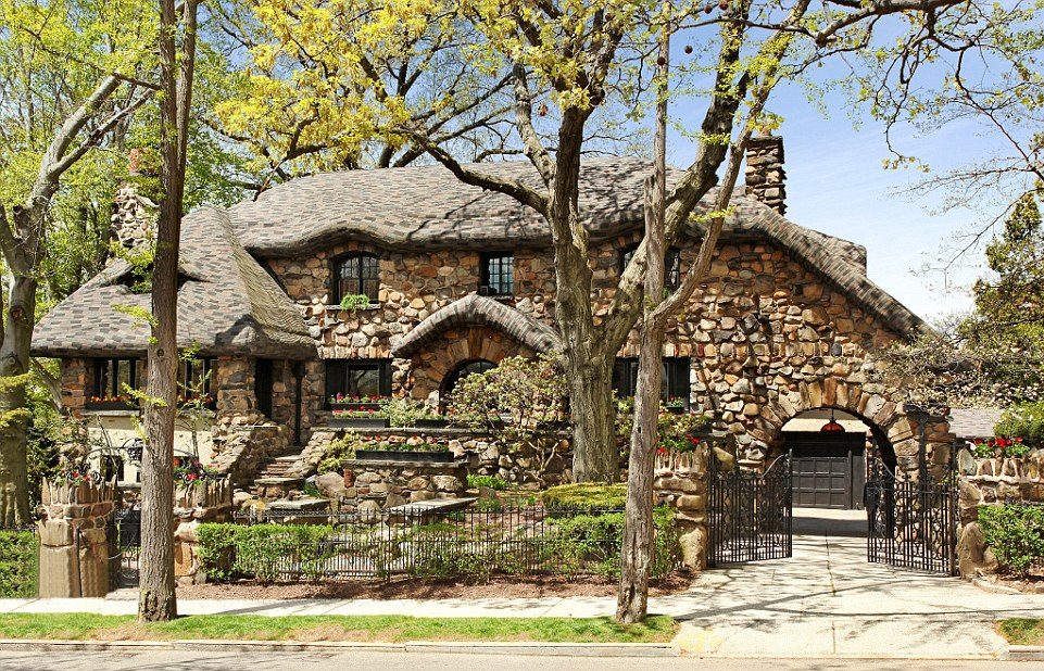 Bay Ridge's Storybook 'Gingerbread House' Is On The Market, Again