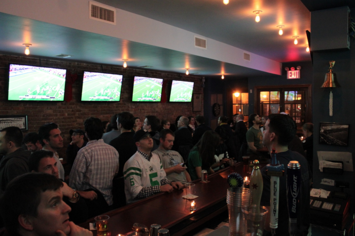 Football, Cheap Food And Drinks At These 8 Brooklyn Sports Bars