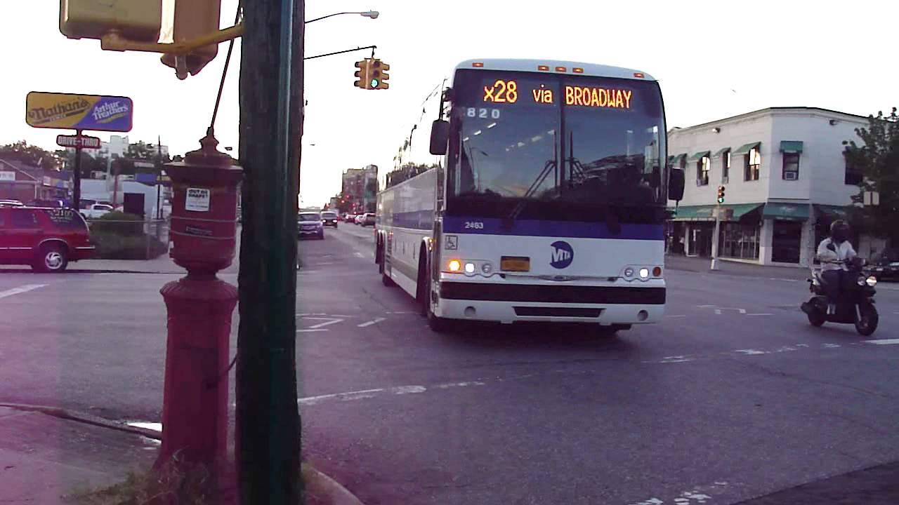 Brooklyn/Manhattan Weekend Express Bus Resumes Service