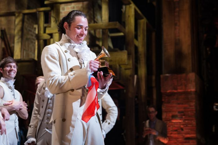 Bushwick-born 'Hamilton' Star Anthony Ramos Lands Lead Role In New Netflix Series