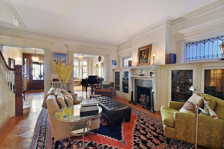 Emily Blunt And John Krasinski Live In A $6M Townhouse In Park Slope