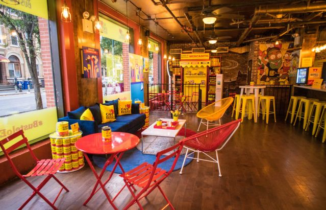 Get FREE Cafe Con Leches & Pastries At Café Bustelo Williamsburg Pop-up