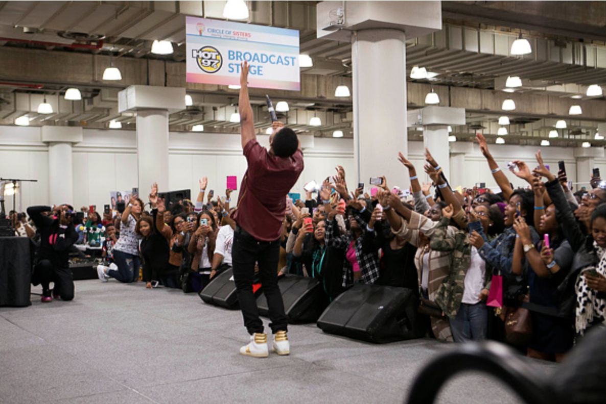 Circle Of Sister Set To Return To The Jacob Javits Center Bigger Than Ever