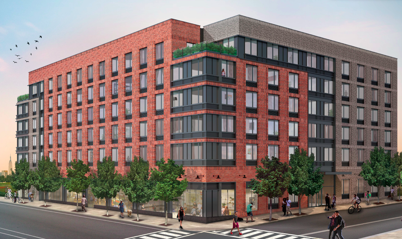 Lottery Has Opened For New Super Affordable Apartments In Greenpoint, As Low As $368/mo