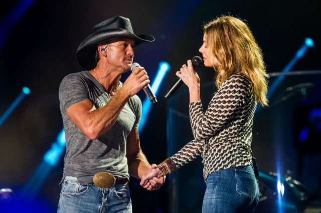 Barclays Center Brings More Country Music To Brooklyn With Tim McGraw & Faith Hill Joint Concert