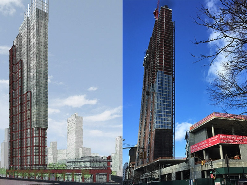 Lottery For $833/mo Apartments Has Opened For Brooklyn's Tallest Building