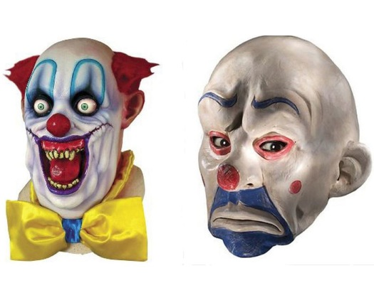 Target Pulls Clown Masks From Stores And Website Due To Recent Scares