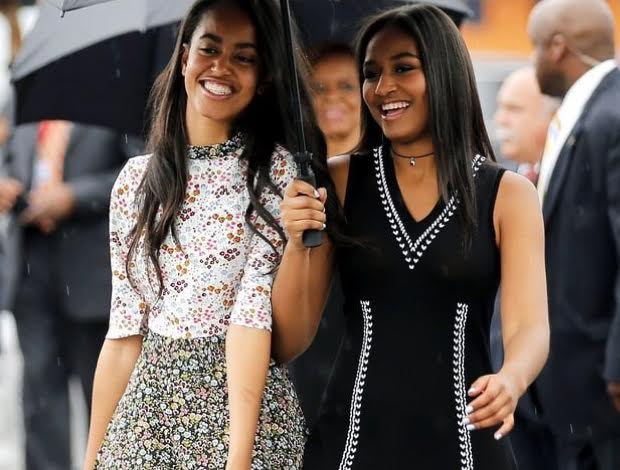 Malia & Sasha Obama Will Be Bridesmaids In A Fall Brooklyn Wedding, Reportedly