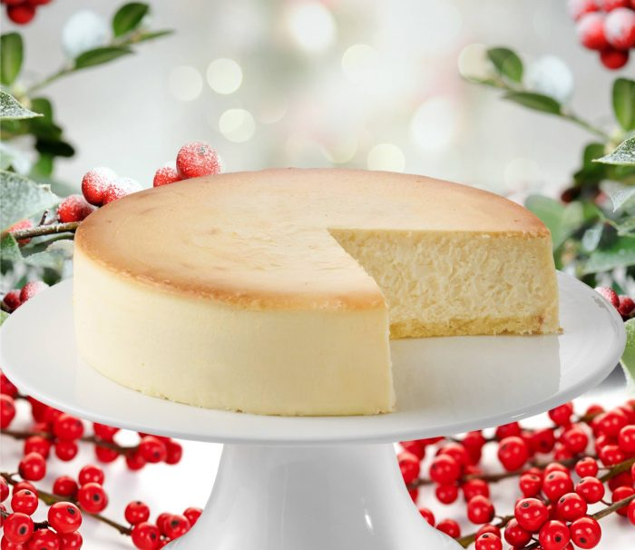Junior's Unveils Several New Cheesecakes Just For The Holidays