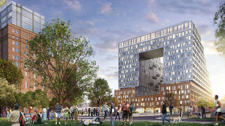 Housing Lottery For $596/mo. Apartments In Williamsburg Are Now Open