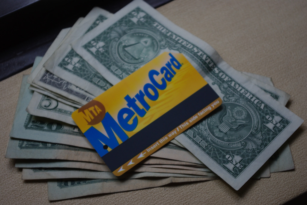 Monthly MetroCards Expected To Jump To $121 At The Top Of 2017