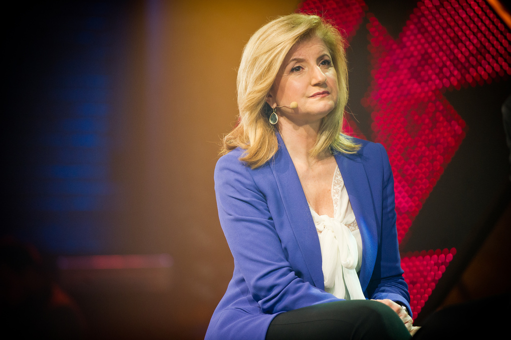 Arianna Huffington To Speak At Brooklyn Women & Entrepreneurship Event