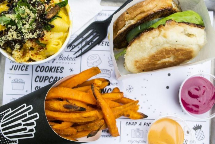 by CHLOE, The Best Vegan Fast Food In America Is Brooklyn Bound