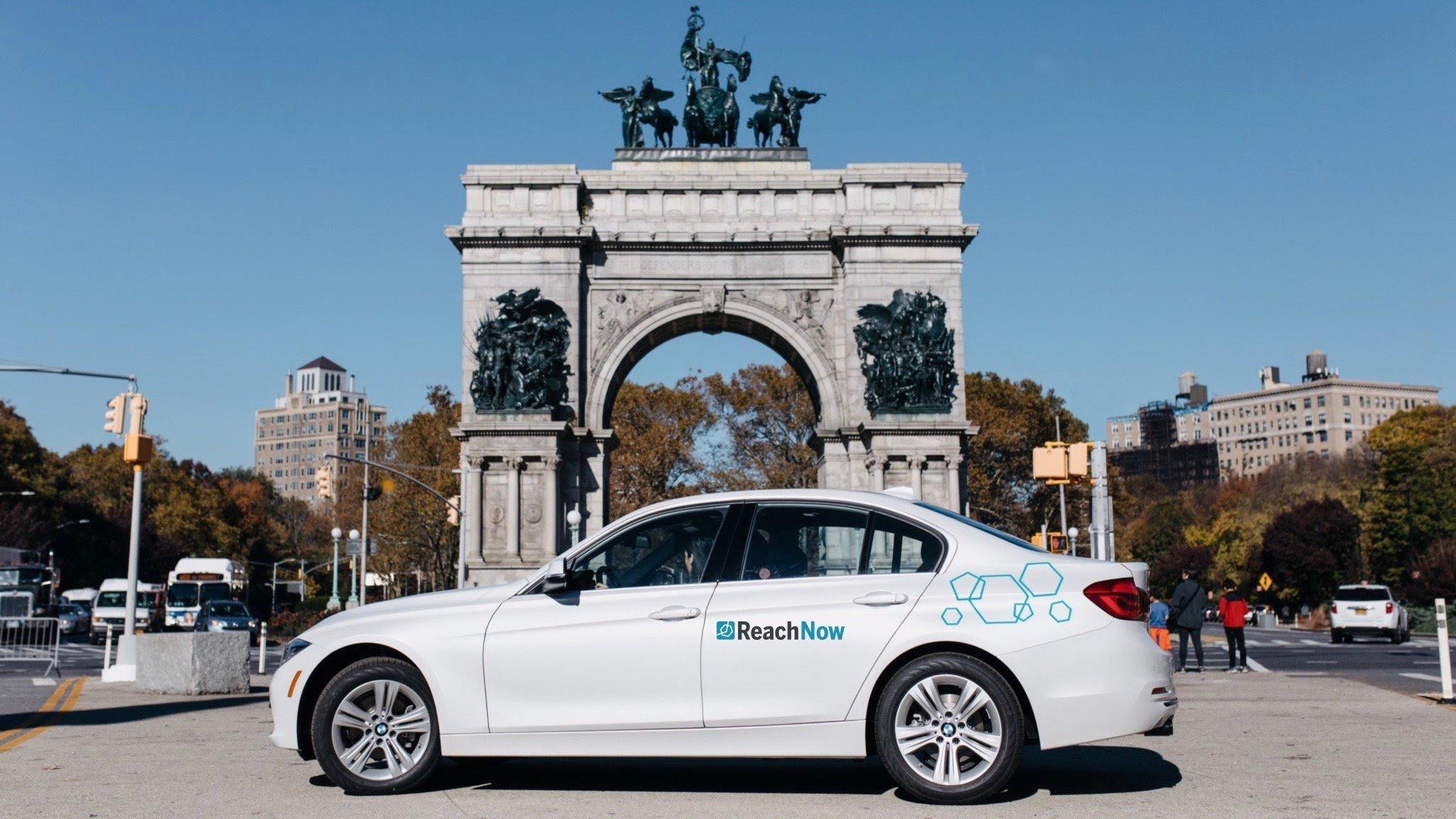 BMW's Newest Car Sharing Program Is Expanding To Brooklyn