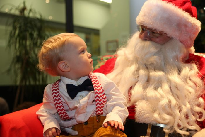 7 Places To Score A Photo With Santa Around Brooklyn
