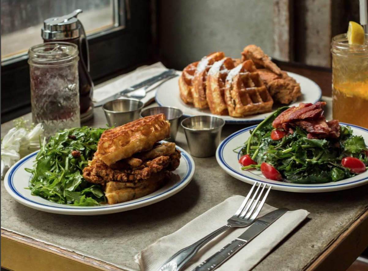 Chicken & Waffle Joint 'Sweet Chick' To Open Second Brooklyn Location In Prospect Heights