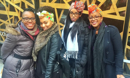 16 Instagram Photos That Show #KwanzaaCrawl Was The Most Beautiful Black Event in Brooklyn