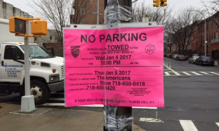 'The Americans', 'The Defenders' & 'Homeland' Continue To Film In Brooklyn