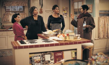 Queen Latifah Says A 'Living Single' Revival Is Currently In The Works
