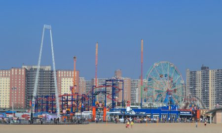 The City Looks To Enhance Coney Island Amusement Park With New Rides