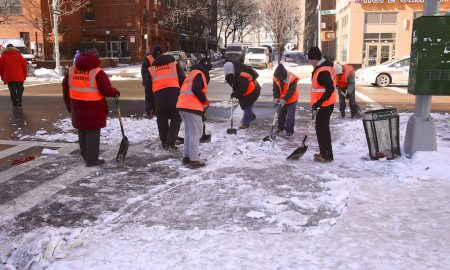 NYC Sanitation Are Looking For Snow Laborers, Immediately