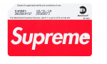 Limited Edition Supreme MetroCards Resell For Up To $1K