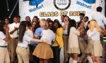 Ellen & Walmart Collaborate To Give Entire Graduating Class of Red Hook's Summit Academy 4-Year College Scholarships