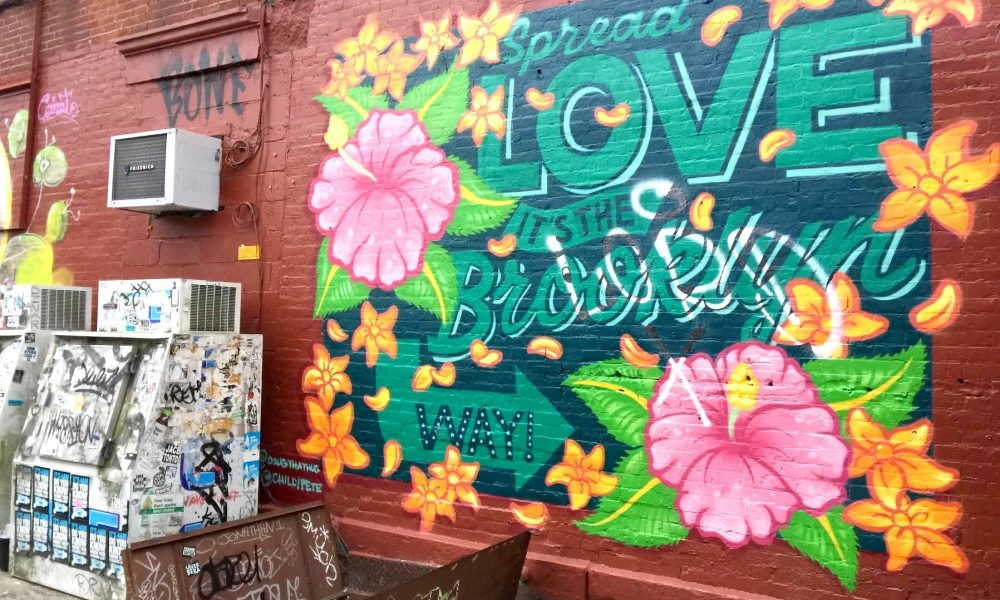 """Spread Love, It's The Brooklyn Way"""