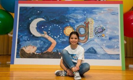 Bed-Stuy 6th Grader is a Finalist For National Google Doodle Competition