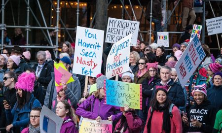 Williamsburg Theater Teams Up With Women's March