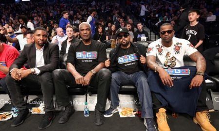 Ice Cube Announces BIG3's First Basketball Game Will Be Held in Brooklyn