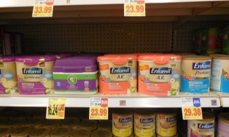 Brooklyn Mother Suing Creators Of Enfamil For Selling Baby Formula With Insects