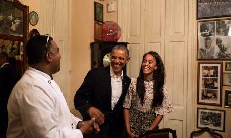 Brooklyn Man Arrested For Stalking Malia Obama in Manhattan