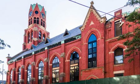 Former Bushwick Church Now Offers Affordable Apartments As Low As $822/mo.