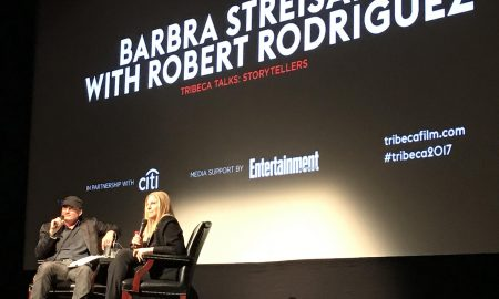 Barbara Streisand Talks Her Humble Beginnings in Brooklyn At The Tribeca Film Festival