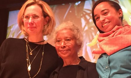 An Evening With Alice Walker At The Brooklyn Museum