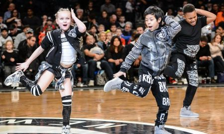 Brooklyn Nets Kid Dancers Are Looking For A Select Few To Join Their Team