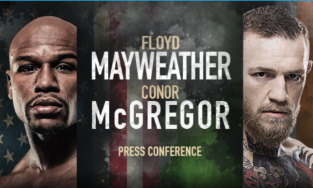 Floyd Mayweather & Conor McGregor Will Make A Press Stop in Brooklyn