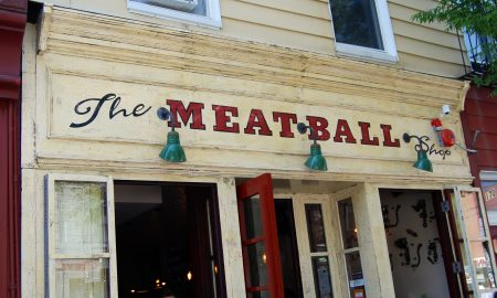 Armed Robbers Hit The Meatball Shop in Williamsburg