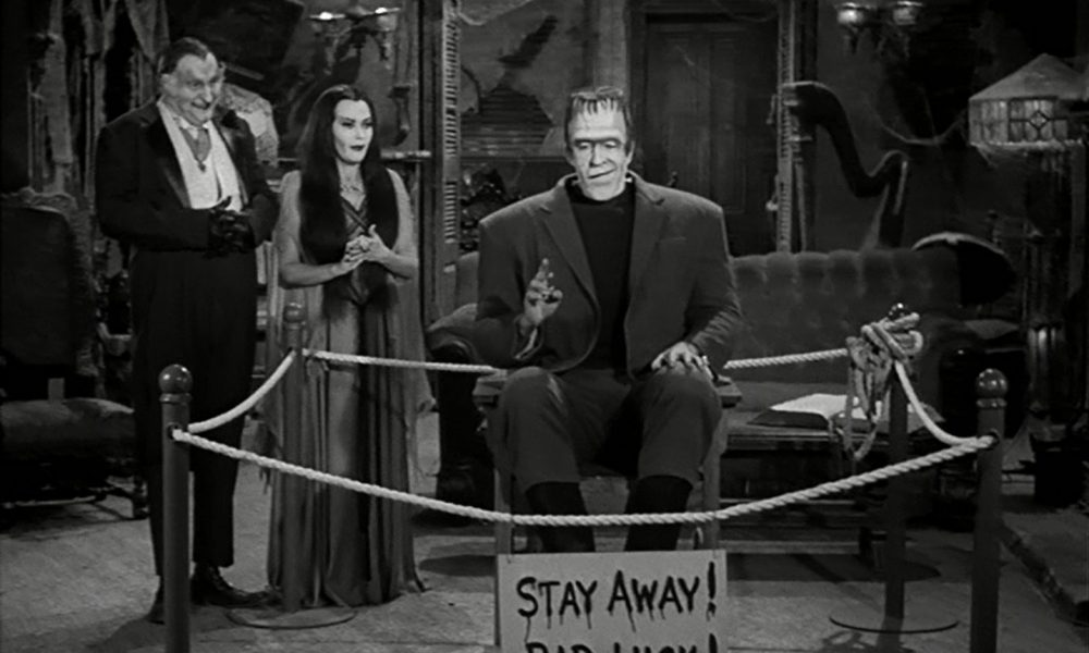 NBC Sets Reboot of 'The Munsters' in