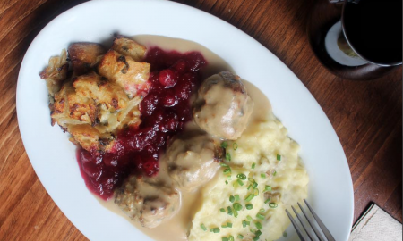 For The Non-Chef: Everywhere To Get A Thanksgiving-like Plate in Brooklyn