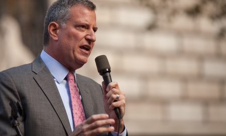 Brooklyn Nets Respond To Mayor Bill de Blasio's Diss